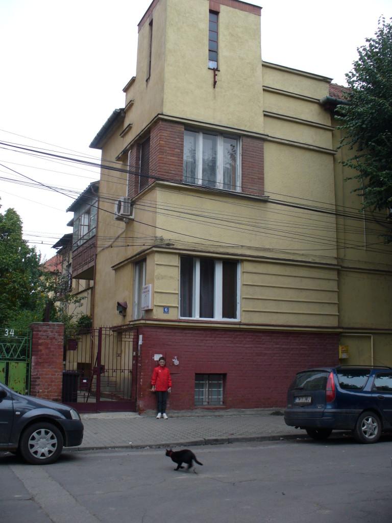 De-a arhitectura în orașul meu